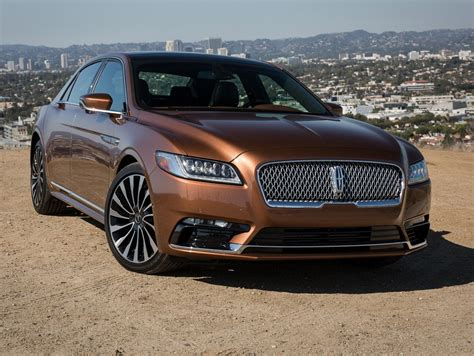 Lincoln 2019 : 2019 Lincoln Continental Predictions And Specification
