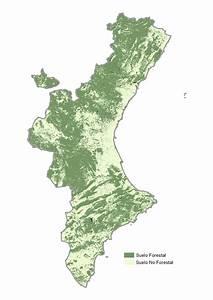 El Territori Forestal De La Comunitat Valenciana