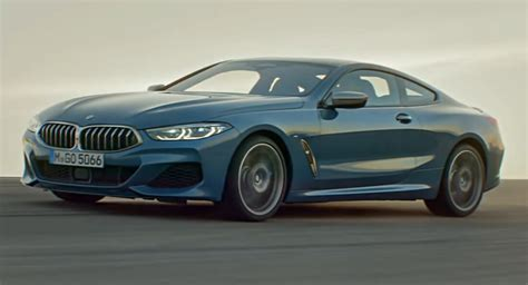Bmw 8 Series Coupe 2019 by 2019 Bmw 8 Series Coupe Launch Poses Existential