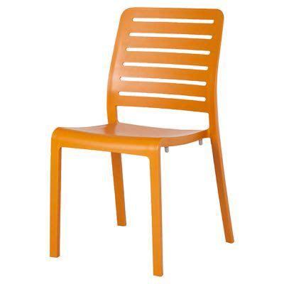 chaises castorama chaise de jardin orange castorama