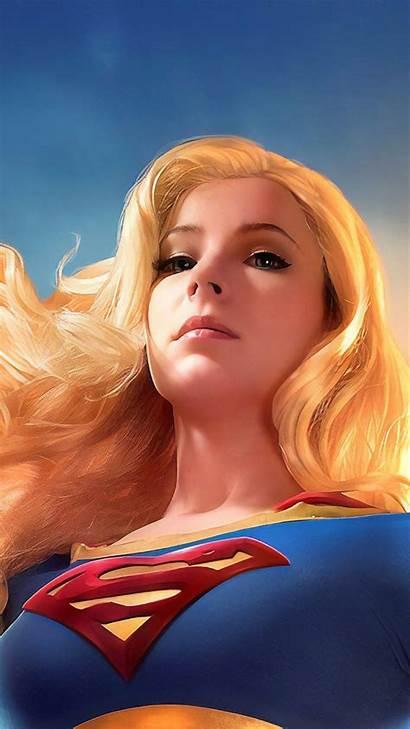 Supergirl Wallpapers Iphone Deviantart Xl Pixel Digital