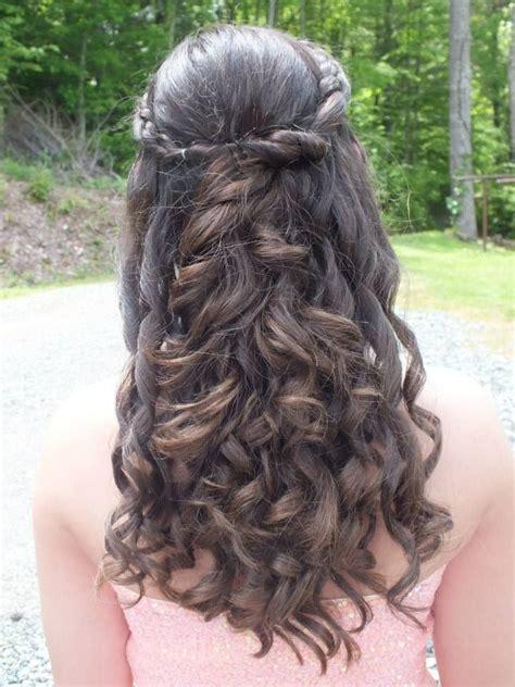 hair    grade dance hairstyles formal