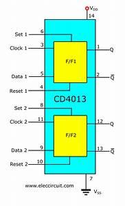 Cd4013 Dual D