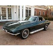 1967 Chevrolet Corvette Sting Ray 427/435 Hp Coupe 4 Speed