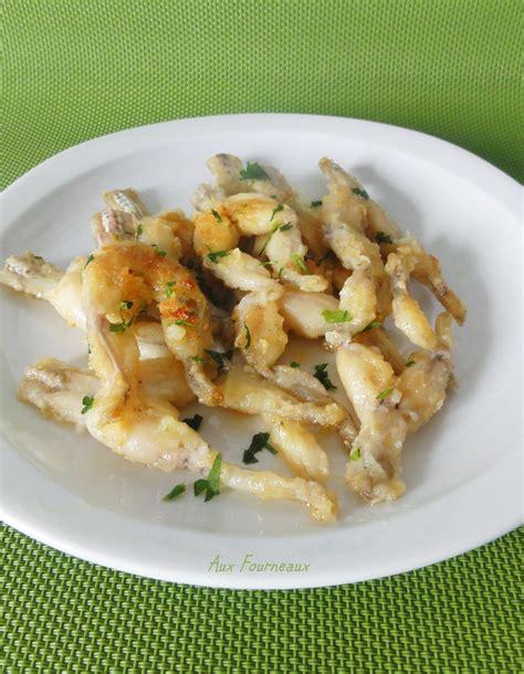 cuisiner les cuisses de grenouilles cuisses de grenouille sautées à l 39 ail aux fourneaux