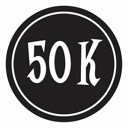 Sticker Stickers 50k Transparent Circle Round Runner