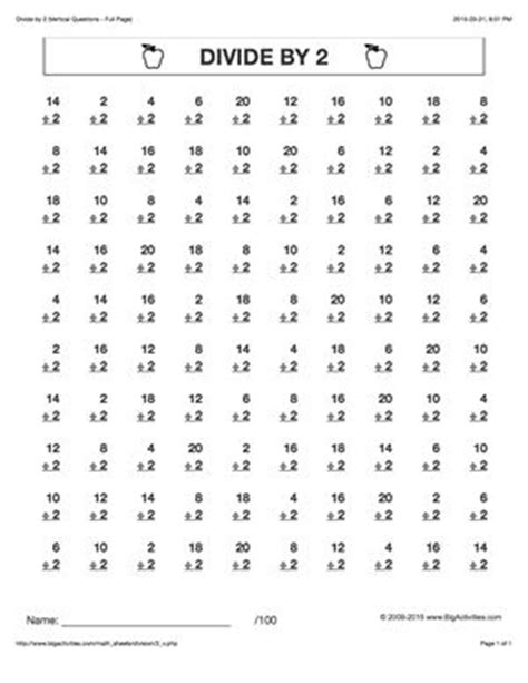 division worksheets dividing by 2 dividing by 2 worksheet ks1 array multiplication worksheets by chrisheaps teaching resources