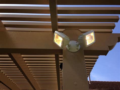 Best Flood Light For Backyard by Flood Lights Alumawood