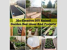 30+ Creative DIY Raised Garden Bed Ideas And Projects i