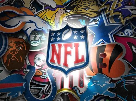 Nfl Logo (speed Drawing)