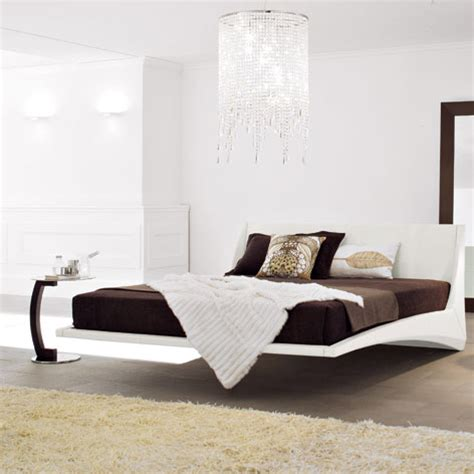 cool looking beds cool shaped dylan bed from cattelan italia