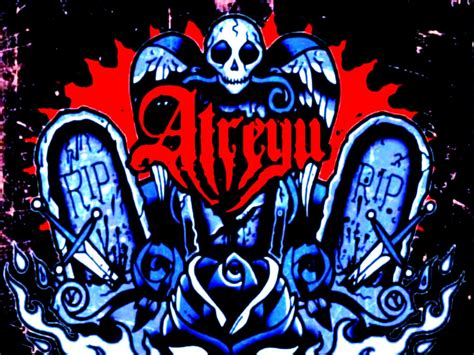 Atreyu Thievesposter Wallpaper By Doomswell On Deviantart