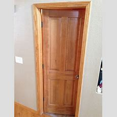 Paint Or Stain Interior Doors And Trim?