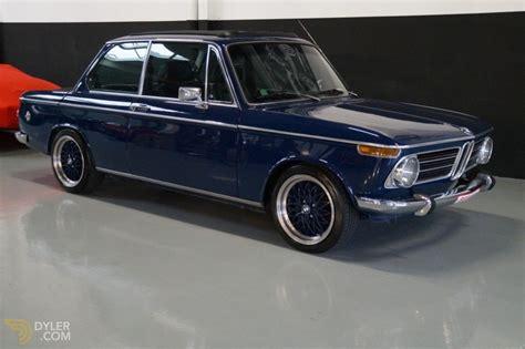 Classic 1971 Bmw 2002 Restomod M3 Engine For Sale Dyler