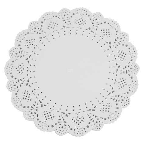 d馮lacer cuisine white paper lace doilies 5 sizes wedding doily coasters cake presentation ebay