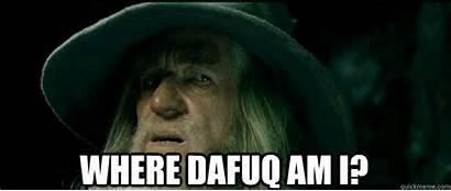 Gandalf Quickmeme Am Memes Caption Own