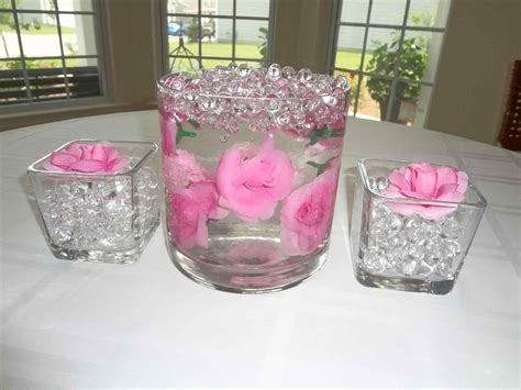 baby shower vases 19 lovely glass vase baby shower centerpieces decorative