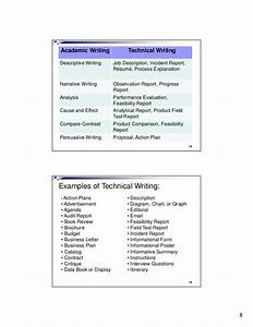 Lecture1  Technical Writing