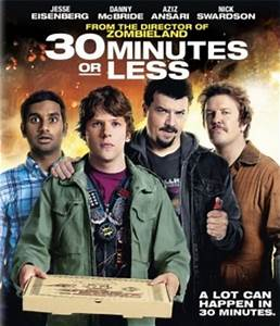 30 Minutes or Less movie poster (2011) Poster. Buy 30 ...