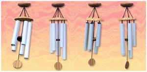 Warbling Wind Chimes - Store - The Sims™ 3