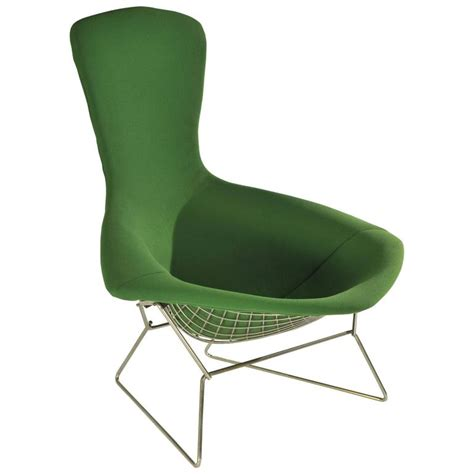 green bird chair by harry bertoia for knoll usa for sale