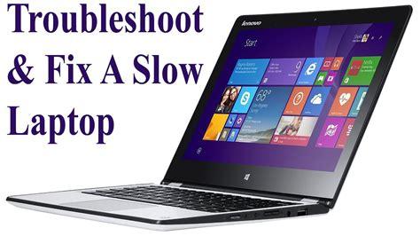 Troubleshoot & Fix A Slow Laptop Or Desktop Computer– Part