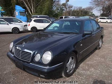 178,000 miles, very good condition. Mercedes Benz E Class 1996 - amazing photo gallery, some information and specifications, as well ...