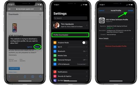 How to Install iOS 14 and iPadOS 14 Betas New 2020 ...