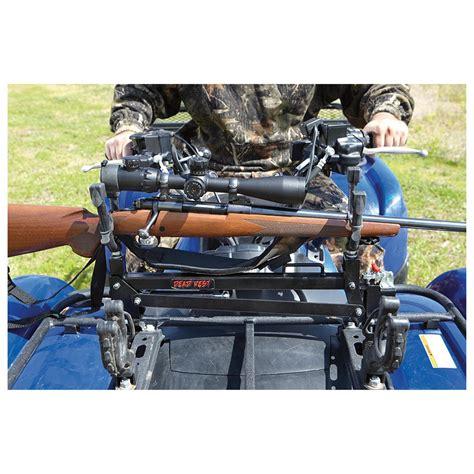 atv gun rack dead rest atv gun rack 218683 gun bow racks at