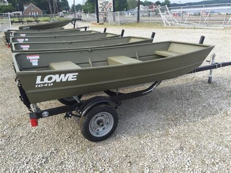 10ft Jon Boat by 2016 Lowe Jon L1040 10 Foot 2016 Lowe Boat In La Porte