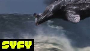 Sharkathon: Shark Bites - Dinoshark syfy - YouTube