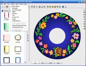 download apollo cd dvd label maker 24 With disc cover maker