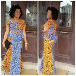9 Amazing Nigerian Traditional Skirt And Blouse Styles Amillionstyles Com