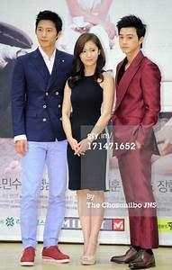 Lee Sang Woo, Nam Sang Mi & Kim Ji Hoon = 2013 press ...