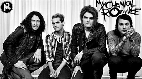 top   chemical romance songs youtube