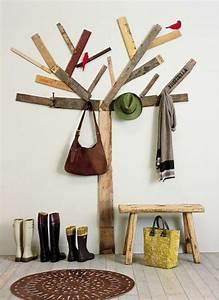 Porte Manteau Mural Arbre : le porte manteau arbre ajoute une touche d co votre int rieur ~ Preciouscoupons.com Idées de Décoration
