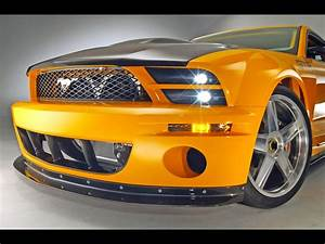 2005 Ford Mustang GT-R Concept - Front - 1280x960 Wallpaper