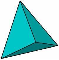 3d Shapes Pyramid - ClipArt Best