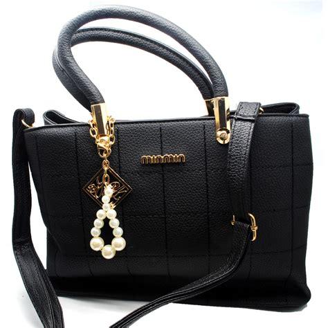 laurige tas selempang wanita tas selempang wanita model pearl black jakartanotebook