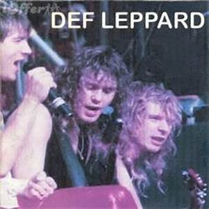 Def Leppard Live in Seattle 1983 (Bootleg)- Spirit of ...