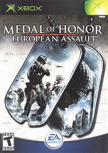 Medal Of Honor European Assault For Xbox 2005 MobyGames