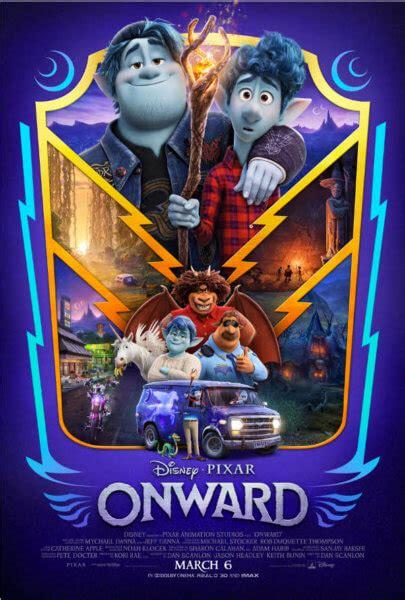 disney pixars onward character posters   official