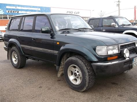Toyota 4x4 by 4x4 7 Places Occasion Toyota