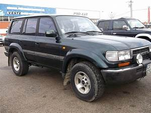 Toyota Land Cruiser 7 Places : 4x4 toyota land cruiser hdj 80 vx 12s toyota vo595 garage all road village specialiste 4x4 a ~ Gottalentnigeria.com Avis de Voitures