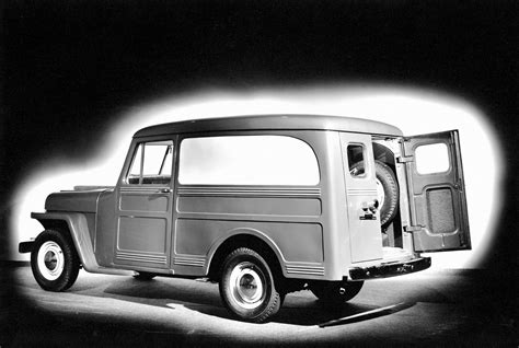 1946 Jeep Willys Station Wagon & Delivery