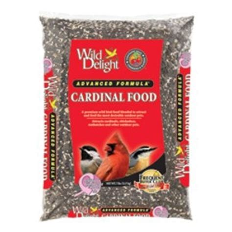 wild delight cardinal food arrow feed