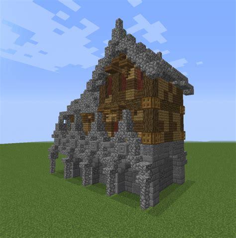 medieval peasant house  grabcraft  number