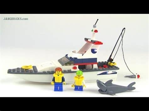 Fishing Boat Lego Set by Lego City 4642 Fishing Boat Set Reviewed
