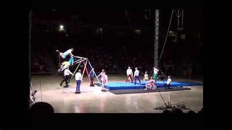 Russian Swing by Gamma Phi Circus 2013 Russian Swing