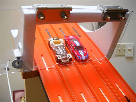 start gates diy toys car hot wheels diy toys